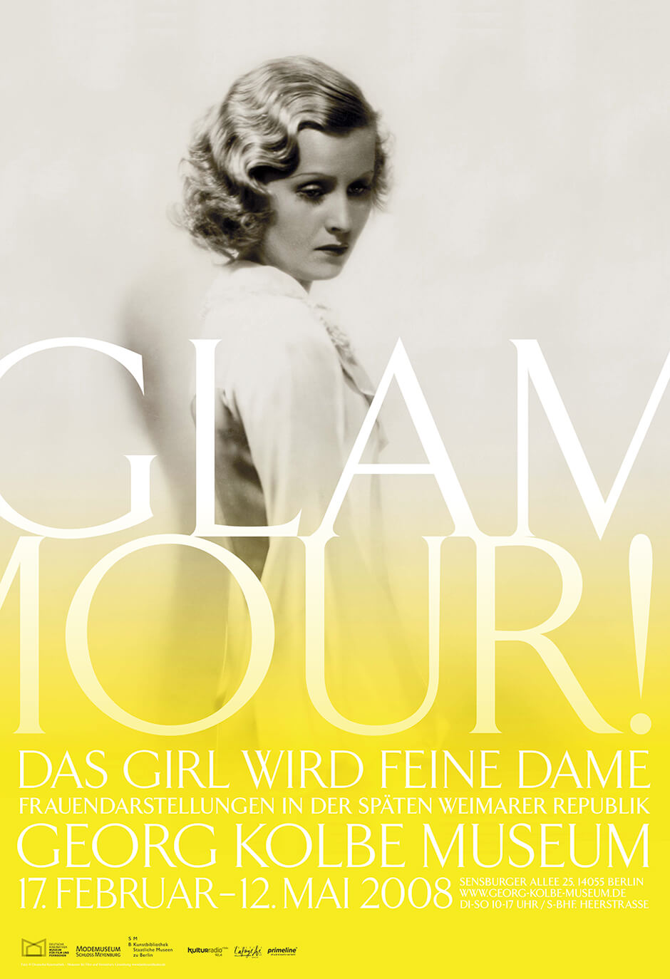 Georg_Kolbe_Museum_Glamour_Poster
