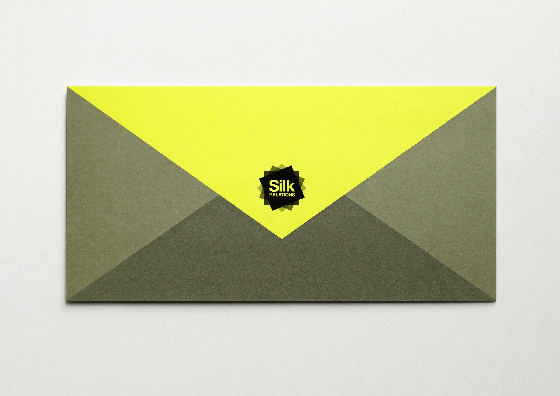 Silk-Umschlag