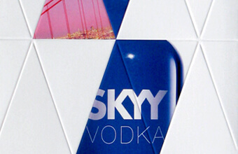 Skyy Vodka City Editions